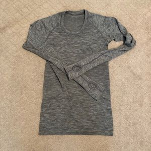 Lulu Lemon Swiftly Long Sleeve